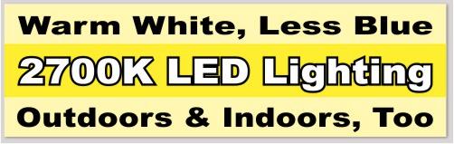 2700K LED